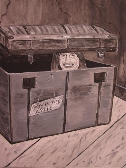 Steven Tyler by jeepeeaero